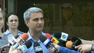 Robert Turcescu a votat: Nu e un efort foarte mare să ieșim o dată la patru ani la vot