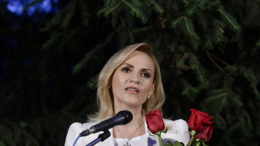 Gabriela Firea, primele declarații după exit poll-uri: Îi felicit pe bucureșteni, în această seară ei au câștigat