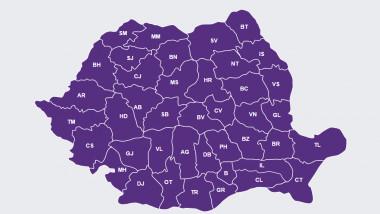 Urmăriți rezultatele scrutinului din 5 iunie pe harta alegerilor