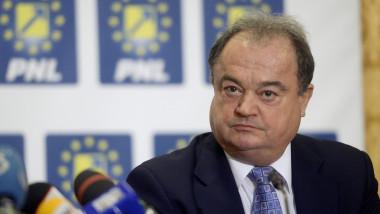 Vasile Blaga, dezamăgit după alegeri: Partidul trebuie să-şi asume responsabilitatea eşecului