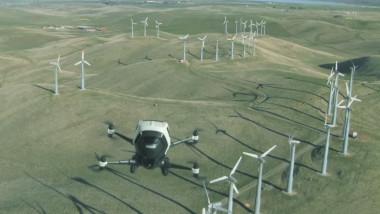 drona pasageri