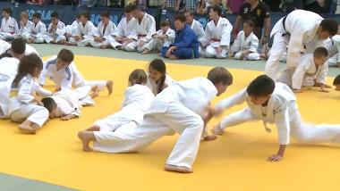 demonstratii judo