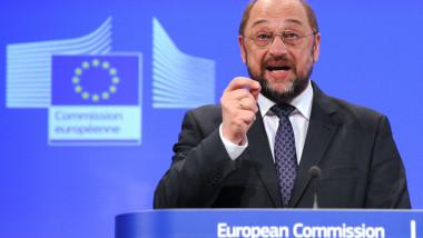 martin schulz presedintele PE