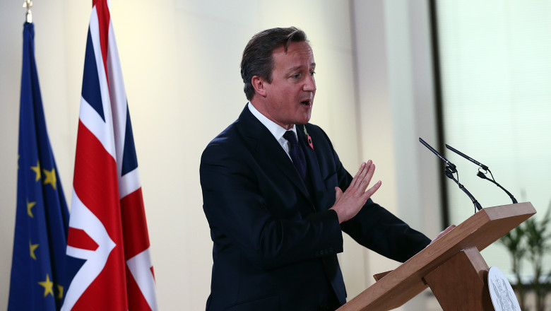 david cameron steag marea britanie europa GettyImages-457779512