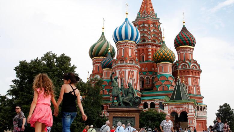 Piata Rosie oameni Moscova Rusia GettyImages septembrie 2015