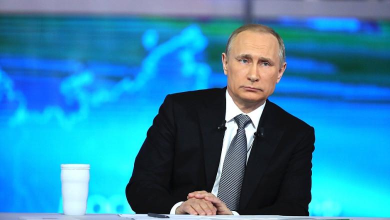 Conferinta anuala Vladimir Putin kremlin 7 -1