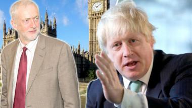 Boris-Johnson-and-Jeremy-Corbyn-getty din daily express