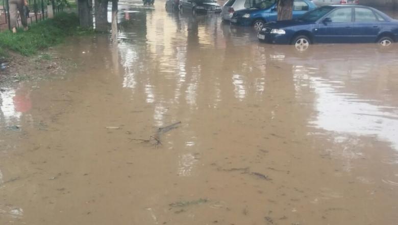 inundatie Beius centru