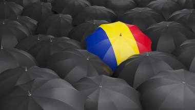 Umbrela Steag Romania-tinkstock