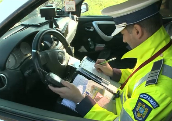 politist rutiera amenda circulatie radar-1