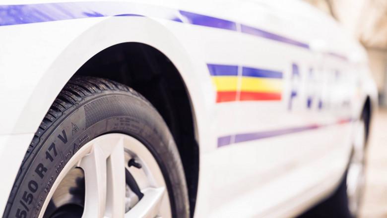 masina de politie fb