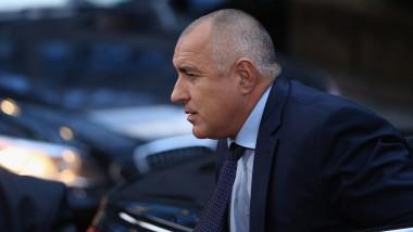 premierul bulgar Boiko Borisov
