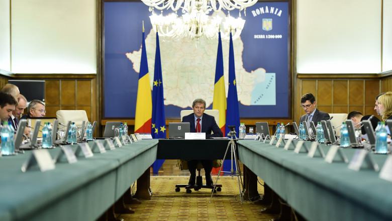 sedinta de guvern - gov.ro