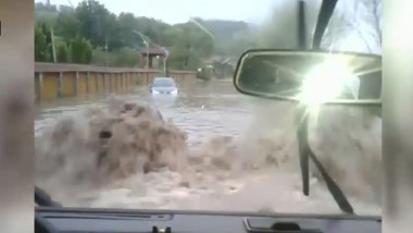 inundatii valea jiului