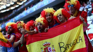 suporteri spania