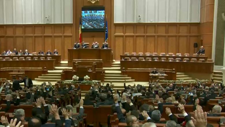 parlament parlamentari vot