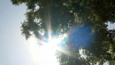 caldura soare