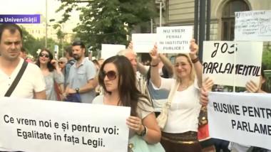 protest piata universitatii digi