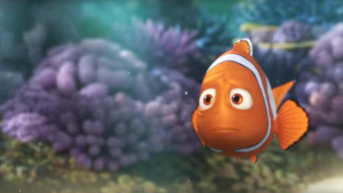 finding dory film animat
