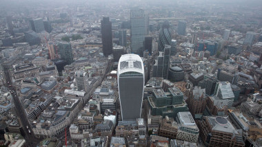 city londra vedere aeriana - GettyImages-476973022