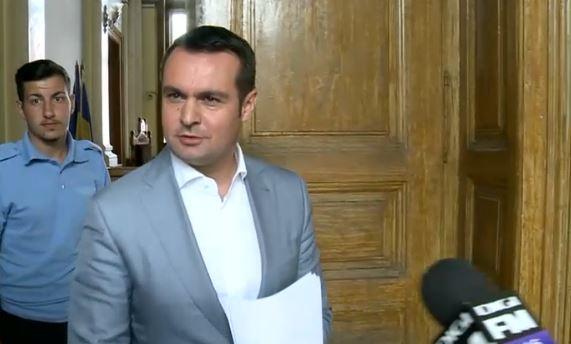 Primarul de Baia Mare, Catalin Cherecheş, trimis in judecata in al doilea dosar de corupţie