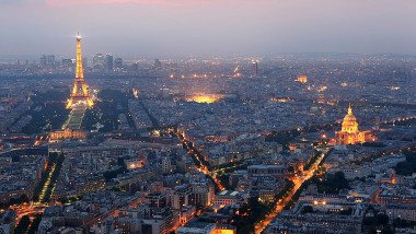 Paris Franta vedere aeriana GettyImages-81599018