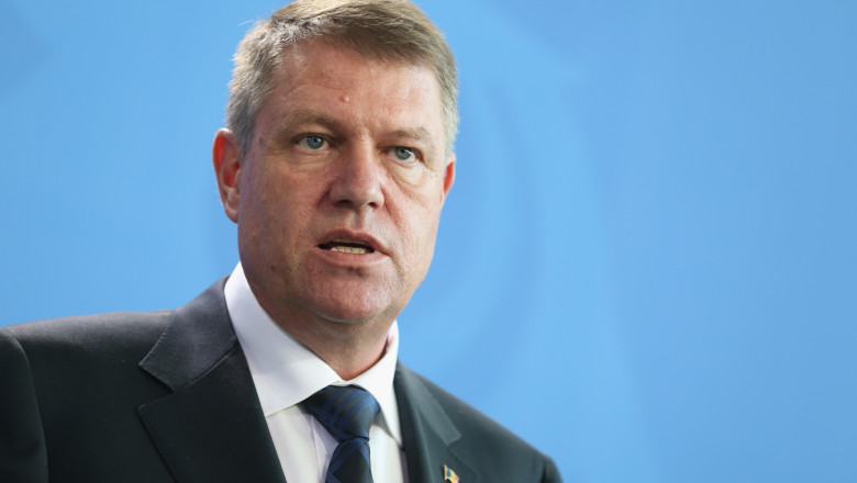 klaus iohannis getty-1