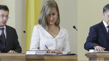 ministri INQUAM Octav Ganea
