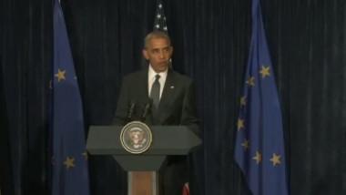 barack obama summit varsovia
