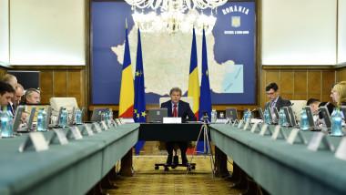 sedinta de guvern - gov-1.ro