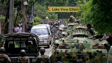 atac ostatici bangladesh agerpres 8825748