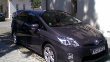 Toyota Prius - ponta 1