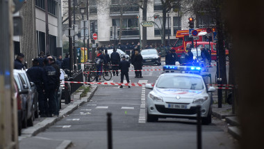 Atac armat Paris Franta revista Charlie Hebdo - Guliver GettyImages 1