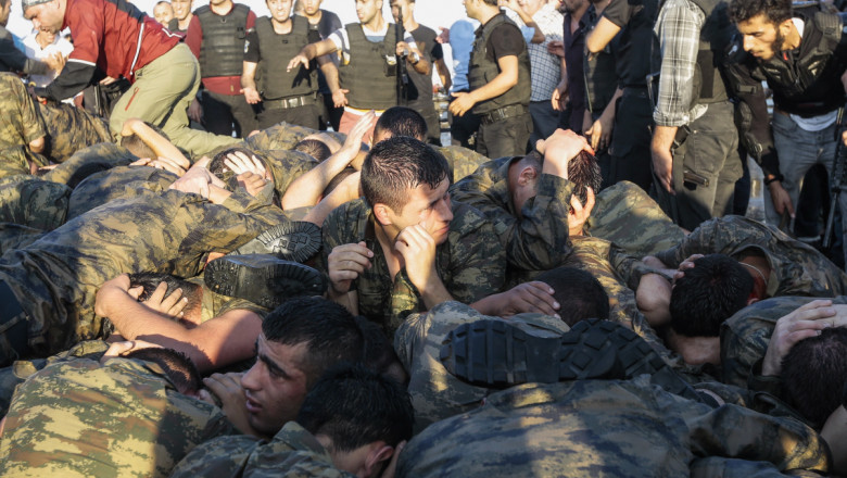 militari turcia arestati getty