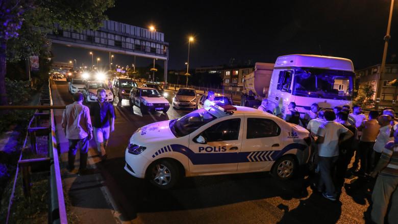 masina politie turcia getty
