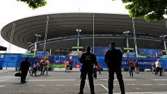 Securitate Stade de France Euro 2016 GettyImages-539191844
