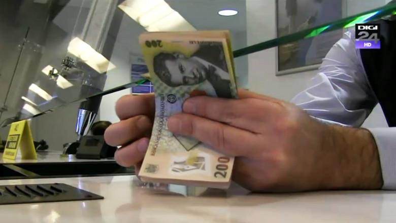 bani teanc numara bani in mana