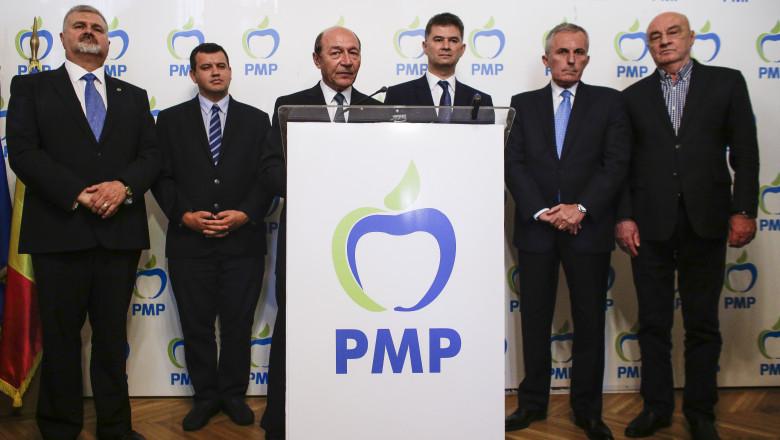 fuziune PMP UNPR Basescu Steriu 2 INQUAM Octav Ganea