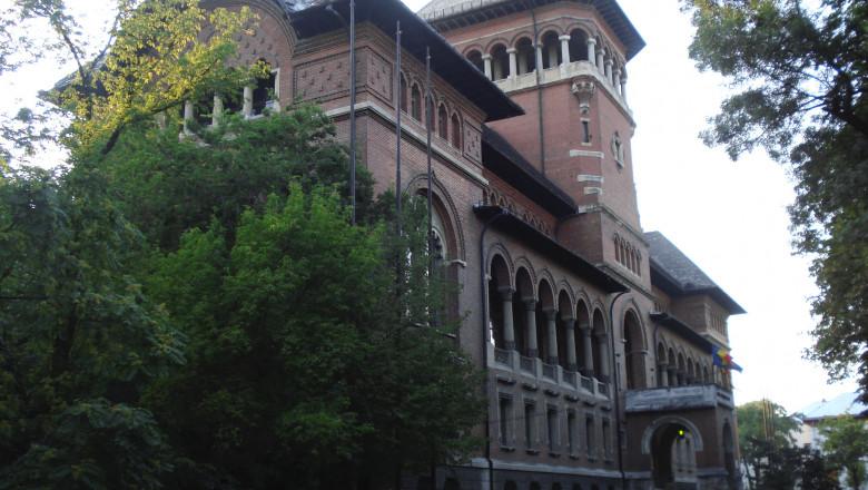 Muzeul Taranului Roman MTR - Wikipedia