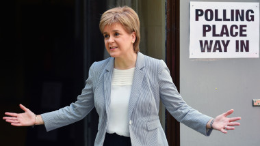 nicola sturgeon GettyImages-542344510