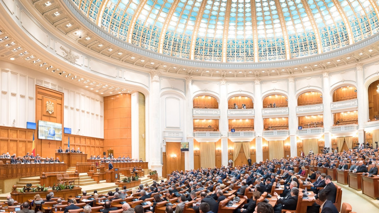 parlamentul romaniei - presidency 2