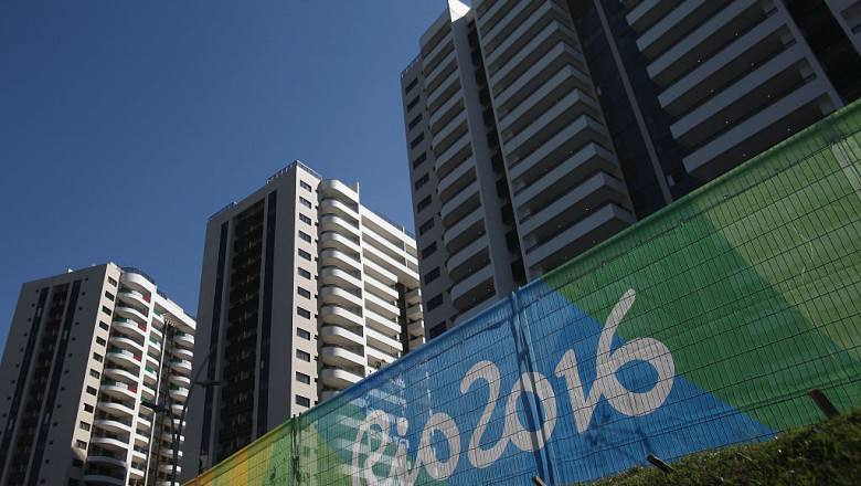 Sat olimpic Rio Brazilia GettyImages-579544026