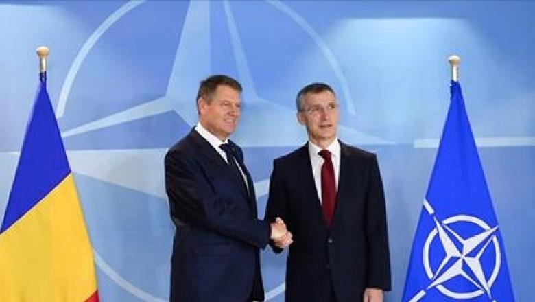 iohannis NATO 1