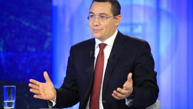 Victor Ponta impaciuitor la Digi24 30 septembrie 2014 5