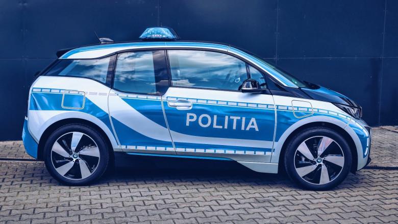 BMWi 3 Politia Romana 2