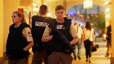 politie germania GettyImages-578967482