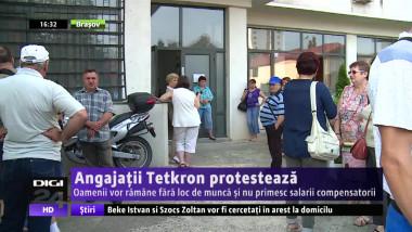 PROTEST TETKRON