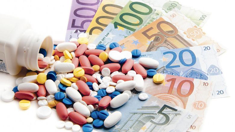 MEDICAMENTE BANI EURO