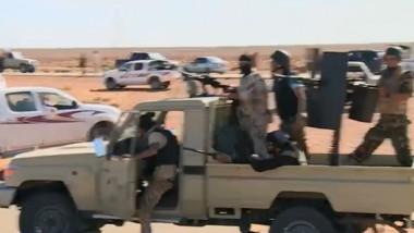 trupe franta libia