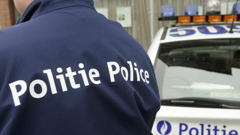 politie belgia - GettyImages-78514429